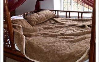 Стоит ли из верблюжьей шерсти выбирать одеяло