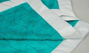 Простой способ сшить своими руками одеяло для ребенка