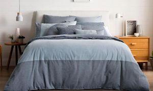 Как узнать все о размере пододеяльника на двуспальную кровать.
