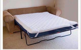 Изучаем, что такое матрас для любимого дивана