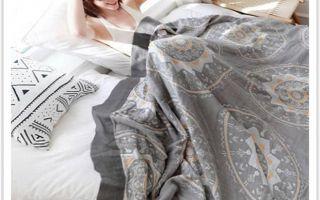 Выбираем легкое, летнее одеяло для комфортного сна