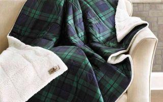 Каким покрывалом шерстяным пользоваться: теория и практика