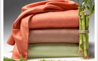Что представляет собой одеяло сделанное из бамбука