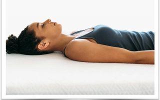 Спать без подушки вредно или полезно для здоровья