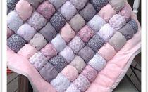7 причин сшить зефирное одеяло своими руками