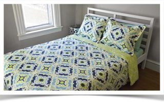 Как для кровати сшить красивый пододеяльник