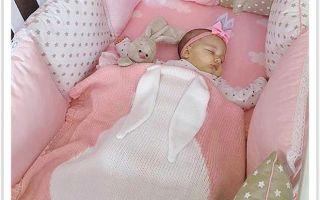 Критерии выбора детского одеяла