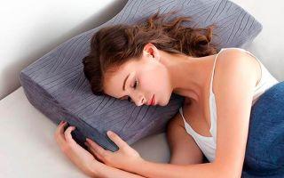 Какую подушку выбрать из ортопедических материалов