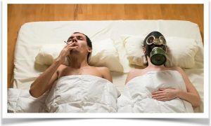 Как избавиться от запаха нового или старого матраса?