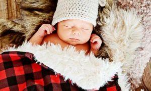 Каким пледом укрывать новорожденного