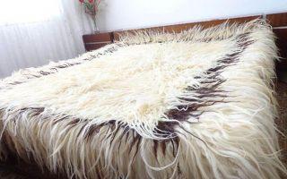 Главные преимущества одеяла из овчины