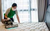 10 способов чистки домашнего матраса