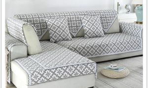 Какое покрывало для углового дивана выбрать?