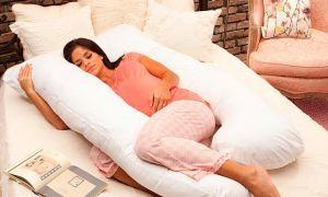 Обходим подводные камни при выборе подушки для забеременевшей