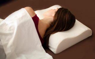 Что, Где, Почему: изучаем подушку,обладающую эффектом памяти