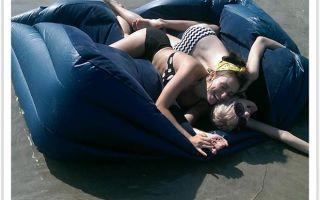 7 способов – как найти прокол в надувном матрасе