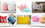 Чем можно наполнить подушку своими руками