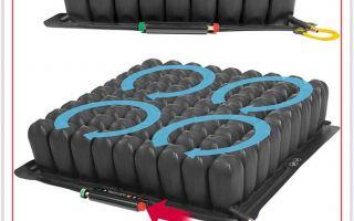 Как подобрать комфортную противопролежневую подушку