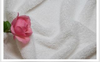 Махровая простынь – выбор в холодное время года