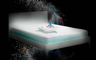 Как на кровать выбирать наматрасник