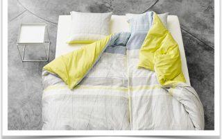 Обзор семейного постельного белья с двумя пододеяльниками