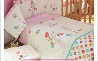 Что надо знать для выбора покрывала в детскую кровать