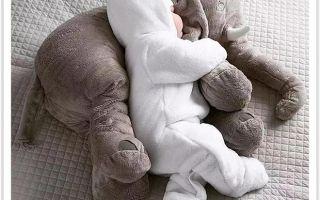 Как выбрать подходящую подушку для малыша до 3 лет