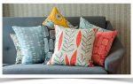 Делаем подушки для любимого дивана: быстро, недорого, безопасно, своими руками