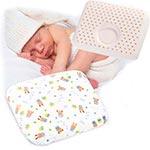 Прямоугольная, вентилируемая ортопедическая подушкаи ребенок