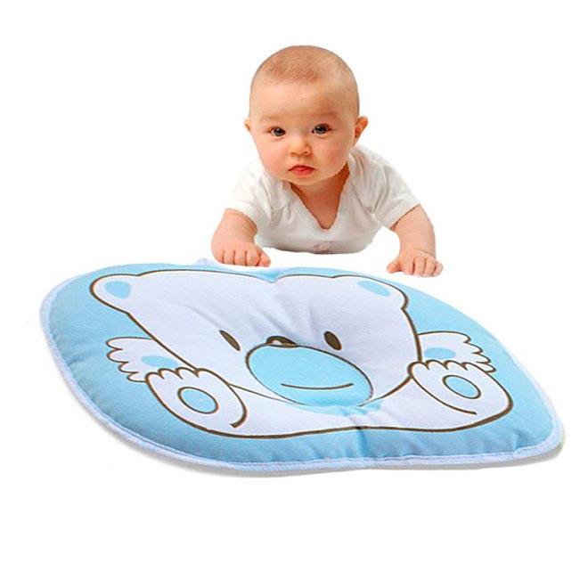 Ребенок и ортопедическая подушка