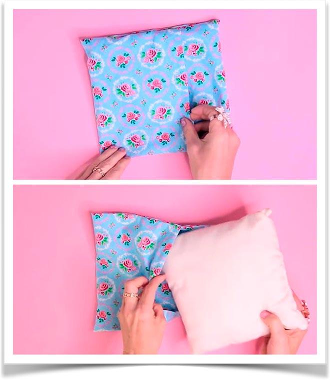 Подушки диванные своими руками 7