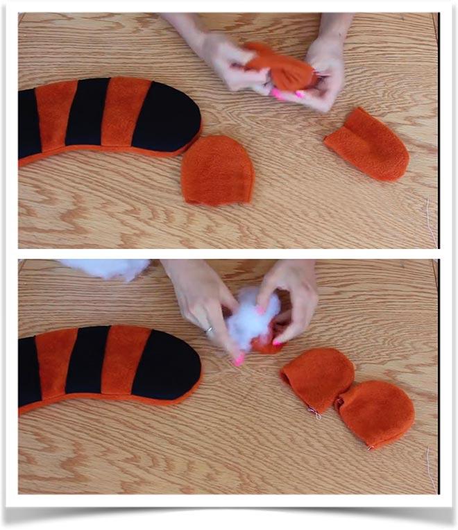 Кот подушка своими руками 7