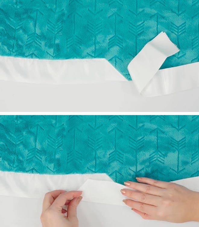 Детское одеяло своими руками 8