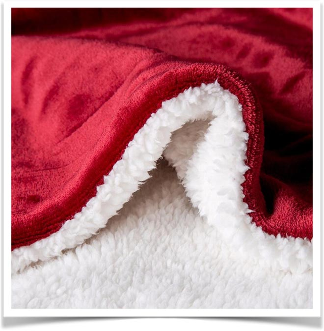 Одеяло меховое