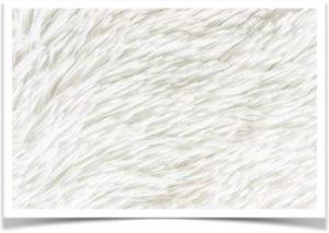 Текстура пледа с длинным ворсом