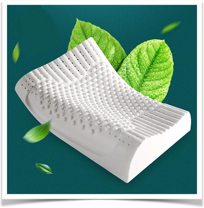 Латексная подушка из Тайланда