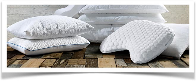 Разной формы подушки