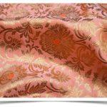 Ткань сатин-жаккард
