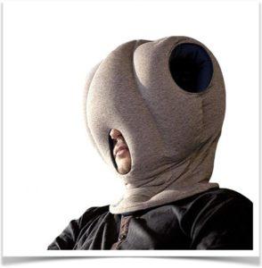 Подушка для путешествий на голову