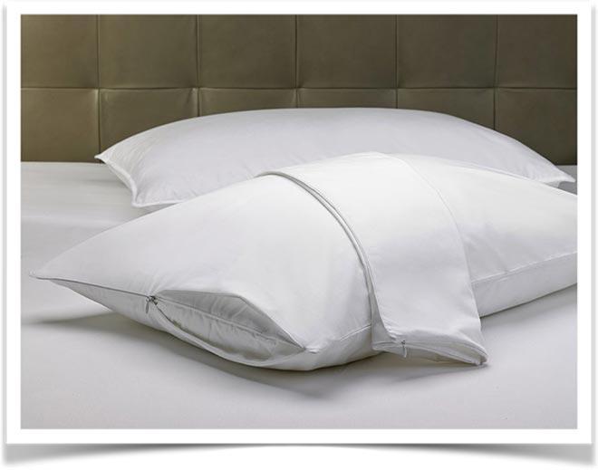 Подушка со съемным чехлом
