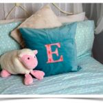 Детские подушки квадратная и овца