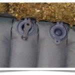 Встроенный клапан в надувной матрас
