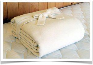 Ткань шерсть мериноса кремовая