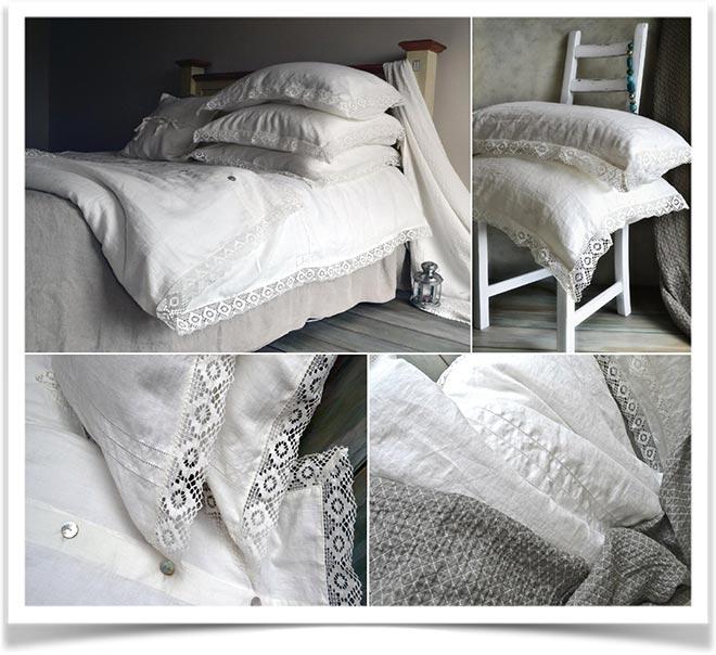 Постельное белье в деревенском стиле