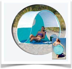 Защитный козырек для пляжа