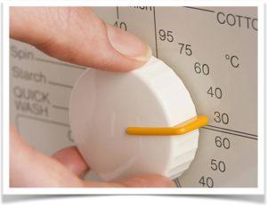 Температура 30 градусов на стиральной машине