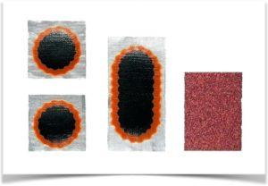 Заплатки на резиновый матрас