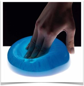 Наполнитель техногель для анатомических матрасов и подушек